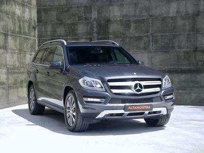 usado Mercedes GL350 Bluetec 4-Matic