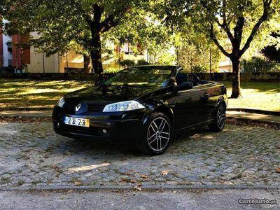 usado Renault Mégane Cabriolet 1.9DCI Panoramico