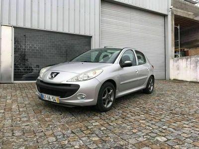 usado Peugeot 206 1.4 HDi Trendy