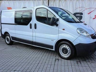 usado Opel Vivaro L o n g a