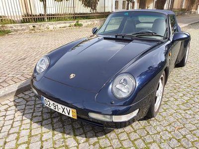 used Porsche 993 Cabrio