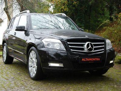 brugt Mercedes GLK220 CDI Bluefficiency Bi-Xenon
