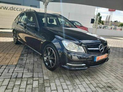 usado Mercedes C220 CDi Avantgarde BE 136g