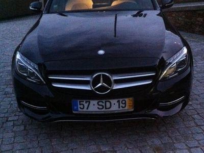 usado Mercedes C220 220 D