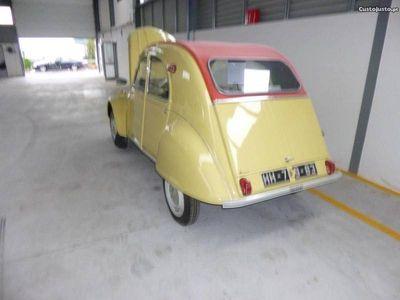 usado Citroën 2CV AZ-luxe