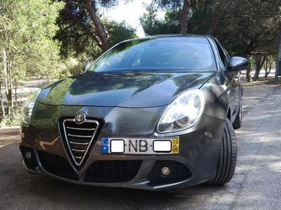 usado Alfa Romeo Giulietta 1.6JTDm