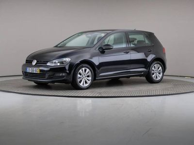 usado VW Golf 1.6 TDi GPS Edition Frotas