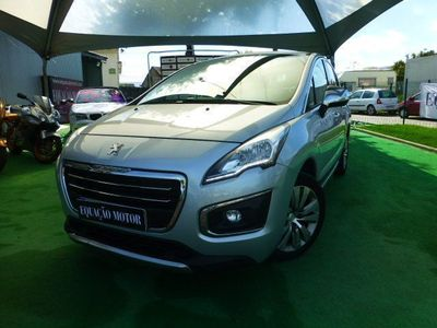 brugt Peugeot 3008 Blue HDI Style