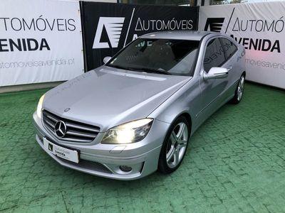 usado Mercedes CLC220 AMG