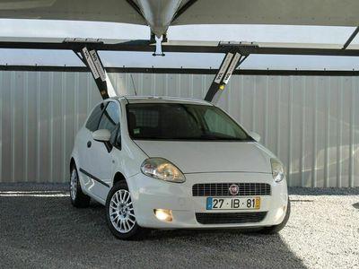 usado Fiat Grande Punto Van 1.3 MJet 75 Cv