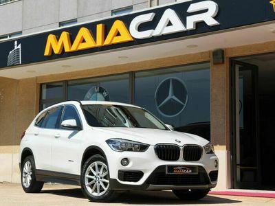 usado BMW X1 18D S-Drive Auto