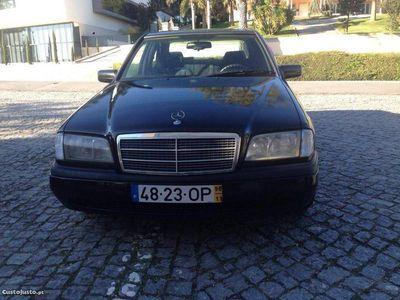 usado Mercedes C250