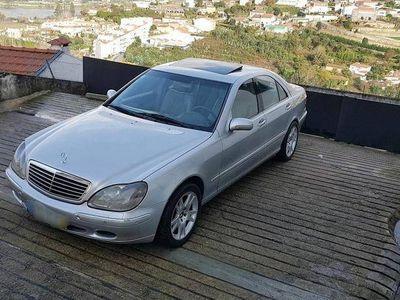 usado Mercedes S320 320 v6 224cv cxauto