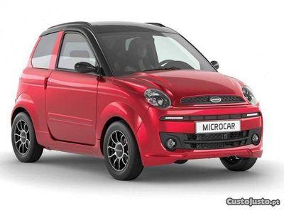 usado Microcar M.Go PremiumViatura nova
