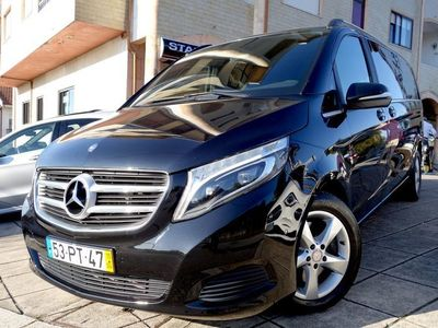 usado Mercedes V250 Bluetec