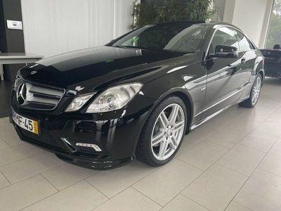 usado Mercedes E250 CDI AMG Coupé
