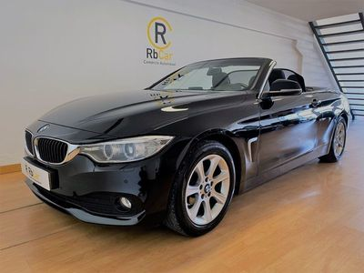 usado BMW 420 D Cabrio (F33)