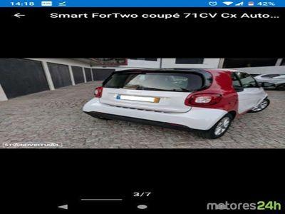 usado Smart ForTwo Coupé 1.0 Passion 71 Aut.