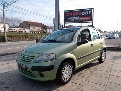 usado Citroën C3 1,1 Economico