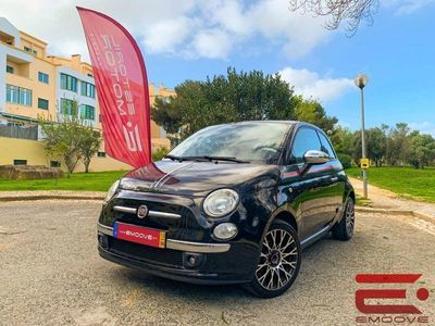 usado Fiat 500 1.2 Gucci 119€/Mês Nacional