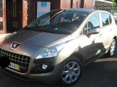 usado Peugeot 3008 luxo