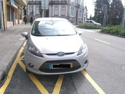 usado Ford Fiesta 1.4tdci van