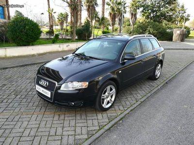 brugt Audi A4 Avant sport