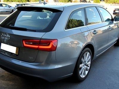 usado Audi A6 Avant 2.0TDI MULTITRONIC EXCLUSIVE (177cv)