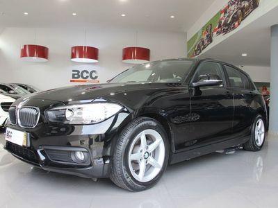 usado BMW 116 D ADVANCE NAC.
