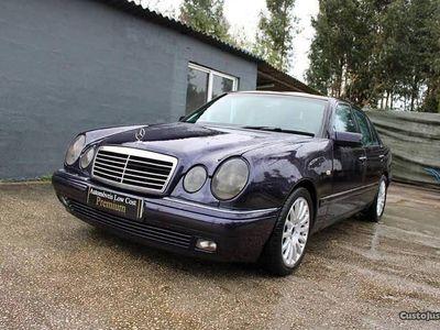 usado Mercedes E290 Avantgarde CxAut