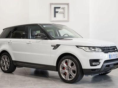 used Land Rover Range Rover Sport HSE DYNAMIC HYBRID