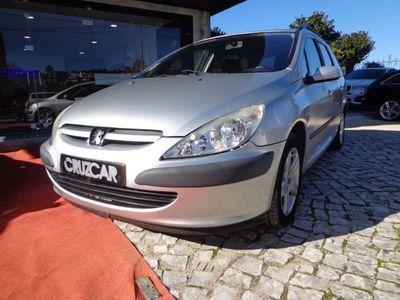 usado Peugeot 307 SW 2.0 HDi