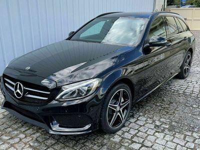 usado Mercedes C200 d AMG Line