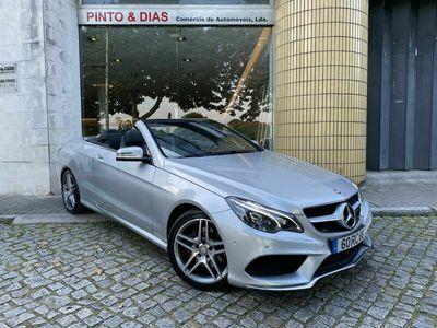 usado Mercedes E250 BlueTEC AMG Auto
