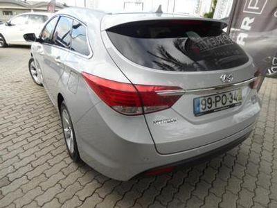 usado Hyundai i40 1.7 CRDI SW Comfort Tecno 136cv
