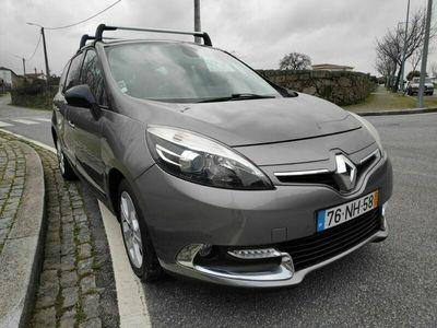 usado Renault Grand Scénic 1.6 DCi Bose Editio 7Lug.