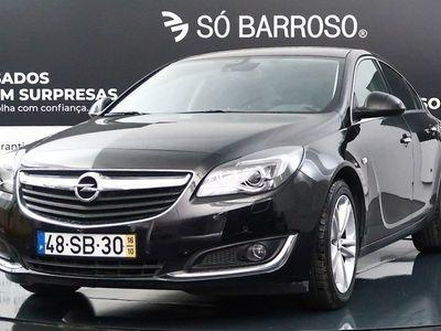 usado Opel Insignia 2.0 CDTI Cosmo Auto