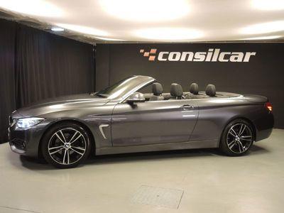usado BMW 420 D Cabrio Sport Pack
