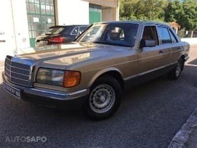 usado Mercedes 380 Classe SSEL V8