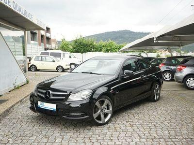 usado Mercedes C220 CDI Coupe
