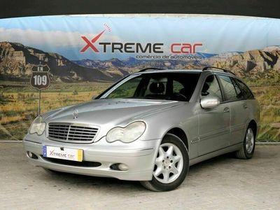 usado Mercedes C220 2.2 CDI Avantgarde AUTOMÁTICA