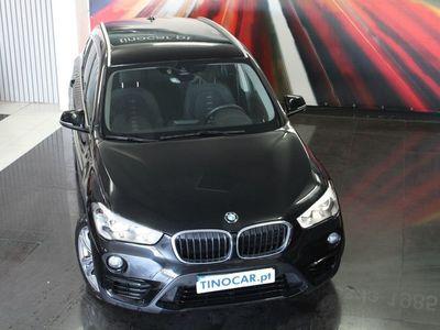 usado BMW X1 16d sDrive Line Sport | GPS