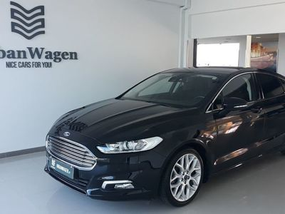 usado Ford Mondeo ECONETIC TECHNOLOGY