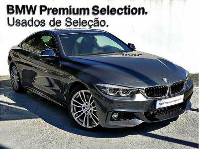 usado BMW 420 d Coupe