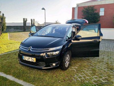 gebraucht Citroën Grand C4 Picasso 1.6 HDI 110Cv