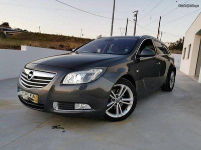 usado Opel Insignia 2.0 Cosmo CTDI