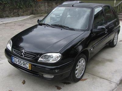 usado Citroën Saxo 1.1i Exclusive (60cv) (5p)
