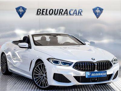usado BMW 840 D xDrive M Cabrio