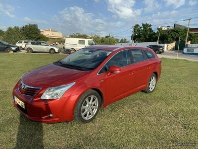 used Toyota Avensis 2.2 d-cat