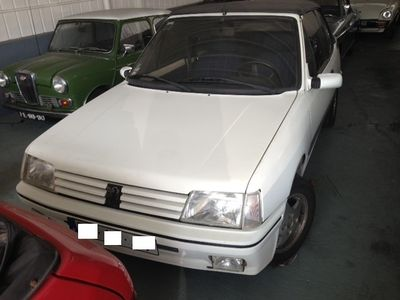 usado Peugeot 205 Cabrio 1.4 CT